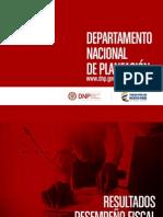 Planeación Nacional revela radiografía de gestión de 1.102 municipios