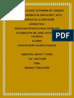 9. Género y Educación