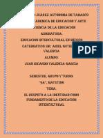 10. Educacion e Identidad