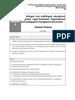 UNIT 3 Student the Legal Framework
