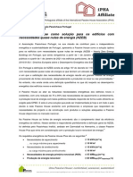 20150626 Comunicado Associacao Passivhaus Portugal
