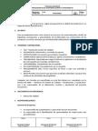 Procedimiento de Ingenieria Diseño y Planeamiento