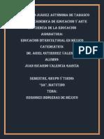 13. Regiones Indigena Mexico