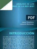 Anlisis de los problemas de la red wifi