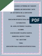 17. Educación Para Un México Intercultural