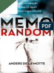 MemoRandom by Anders de la Motte - Extract