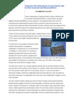 Galil DMC-4000 Controller Press Release
