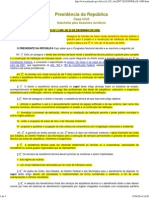 Lei 11888 - Projetos Para Familias de Baixa Renda