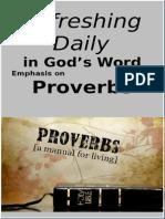 Proverbs December 2015