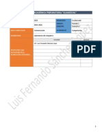 Laboratorio de Computo i Formatos de Planeacion Nuevos 2015