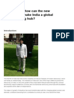 Essay by UPSC Topper Ritu Raj (CSE 2014 Rank 69)_ How Can the New Government Make India a Global Manufacturing Hub_ _ Xaam