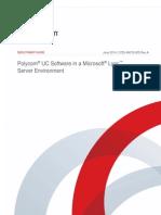 Uc Software Lync Deployment Guide Tg Enus