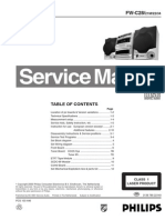 FW-C28 Service Manual