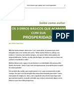 Os 3 Erros Basicos Prosperidade Eft v3