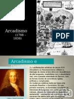 Arcadismo Geral Brasil