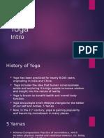 yoga mr  p