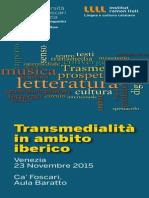 Programma Transmedialità Venezia