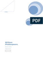 referat despre William Shakespeare