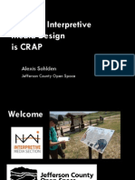 effective interpretive media design is crap sohlden powerpoint v2 reduced
