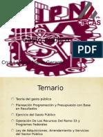 Gasto Público PEF