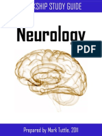 Neurology Clerkship Study Guide[1]
