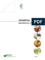 Anuario Agroindustria 2013