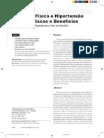 2006 Forjaz - Hipertensão - Risco e Benefícios Exercício