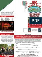 River Run Brochure