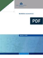 Bollettino Economico BCE n. 4.2015