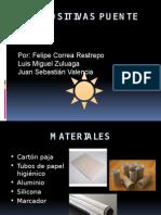 Diapositivas Puentes