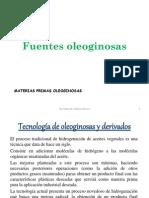 Compinentes OLEAGINOSOS