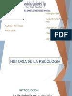 Historia,Teorias y Sistemas de La Psicologia
