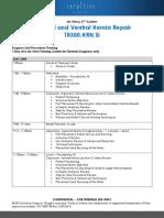 TR300.HRN.Si - Canfield Agenda