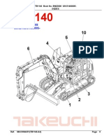 Tb1140 Parts Manual Bn0z008