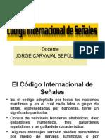 Código Internacional de Señales 3