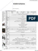 MZ 500 - Tehnicki Podaci