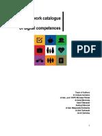 The Framework Catalogue of Digital Competences