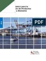 Perfil Logístico Para La Exportación de Productos Peruanos a Alemania