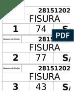 Etiquetas Cuarentena