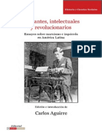 Militantes, Intelectuales y Revolucionarios. Ensayos Sobre Marxismo e Izquierda en América Latina