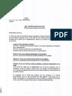 Carta Filtraciones de Agua Por Techos 21Julio2015