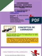 Diapositivas de c.o Liderazgo