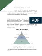 Distribución Mundial de La Riqueza y La Pobreza