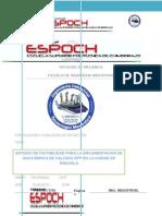Proyecto Calzado Epp