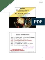 EQB353 AULA 01 Os Microrganismos