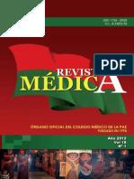 Revista Medica La Paz - Bolivia