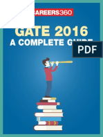 GATE 2016 - A Complete Guide