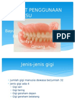 Efek Samping Tak Memiliki Gigi Dan Manfaat Penggunaan Gigi Palsu