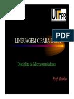 Aula 11 - Linguagem C Para o 8051
