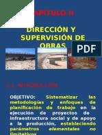 Direccion y Supervision de Obras capii